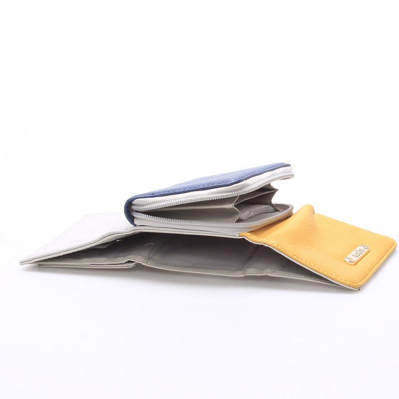 Dámská peněženka Charlie, šedá