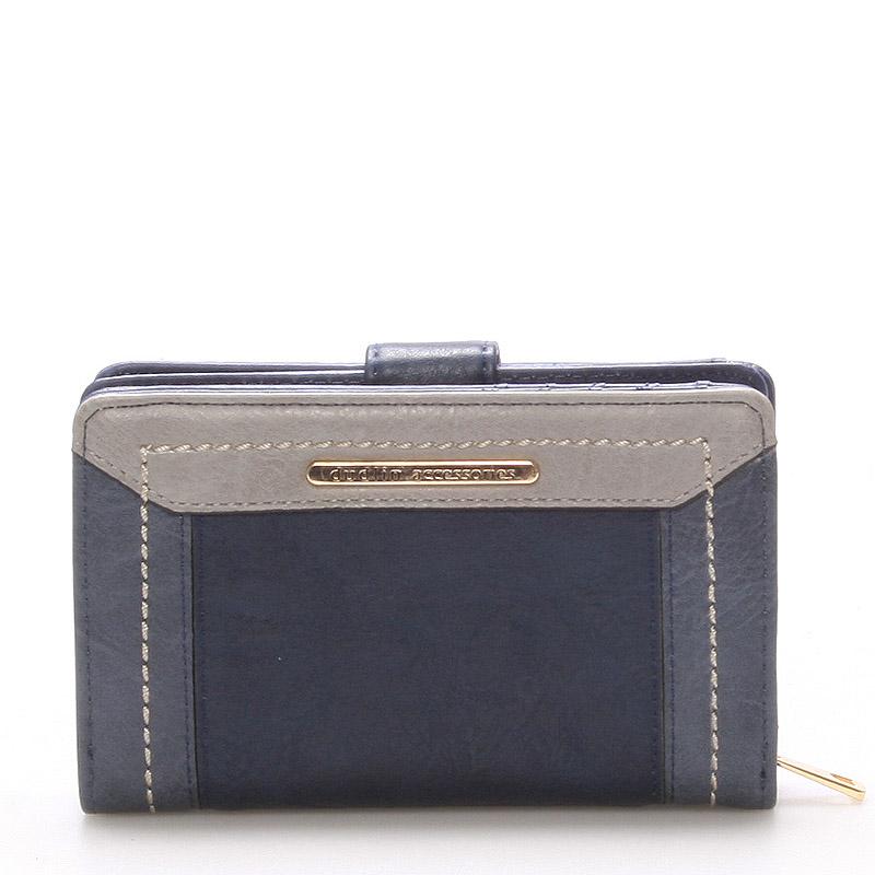 Originální dámská peněženka Hayley, modrá