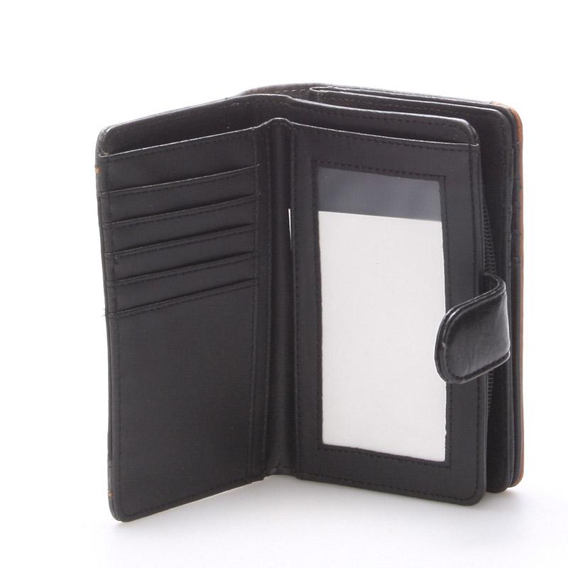 Originální dámská peněženka Hayley, černá