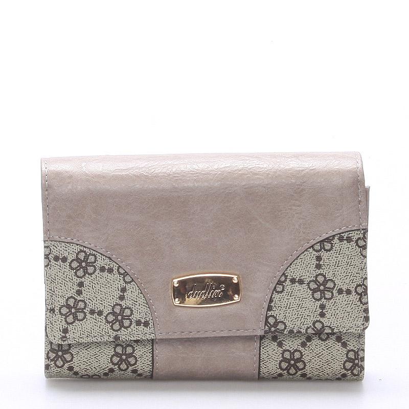 Dámská stylová peněženka Millie, khaki