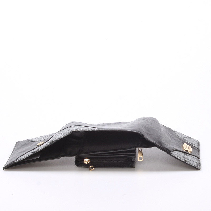 Dámská stylová peněženka Millie, šedá