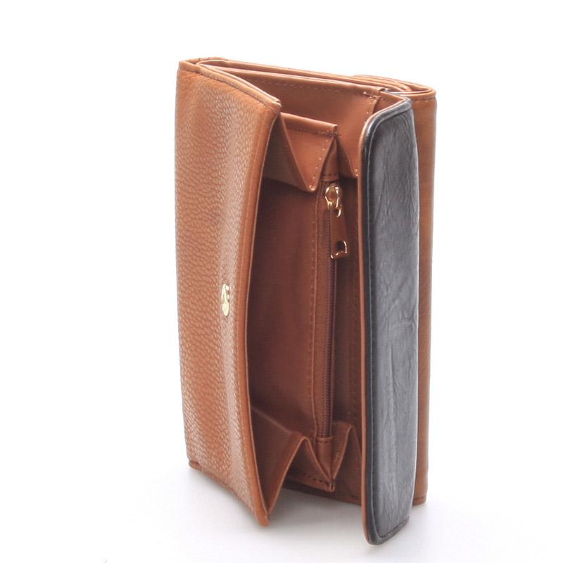 Dámská peněženka Niamh, hnědá