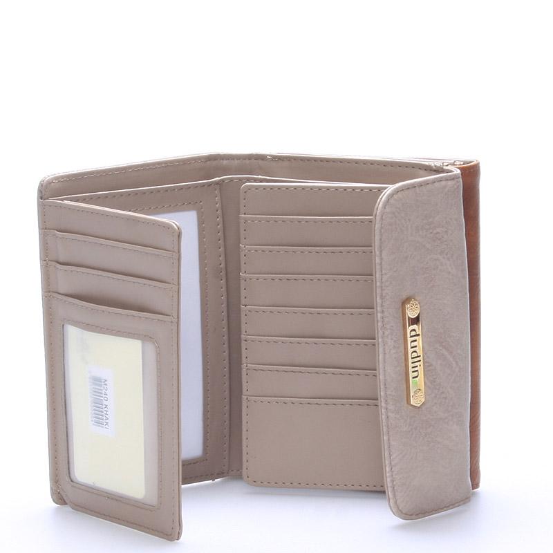 Dámská peněženka Niamh, khaki