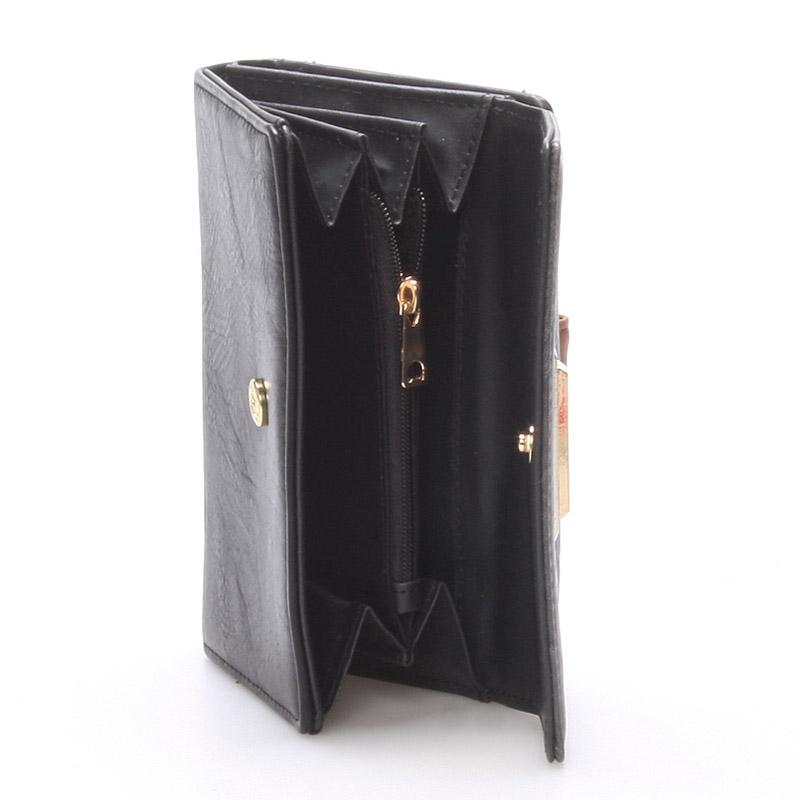 Dámská peněženka Lana , černá