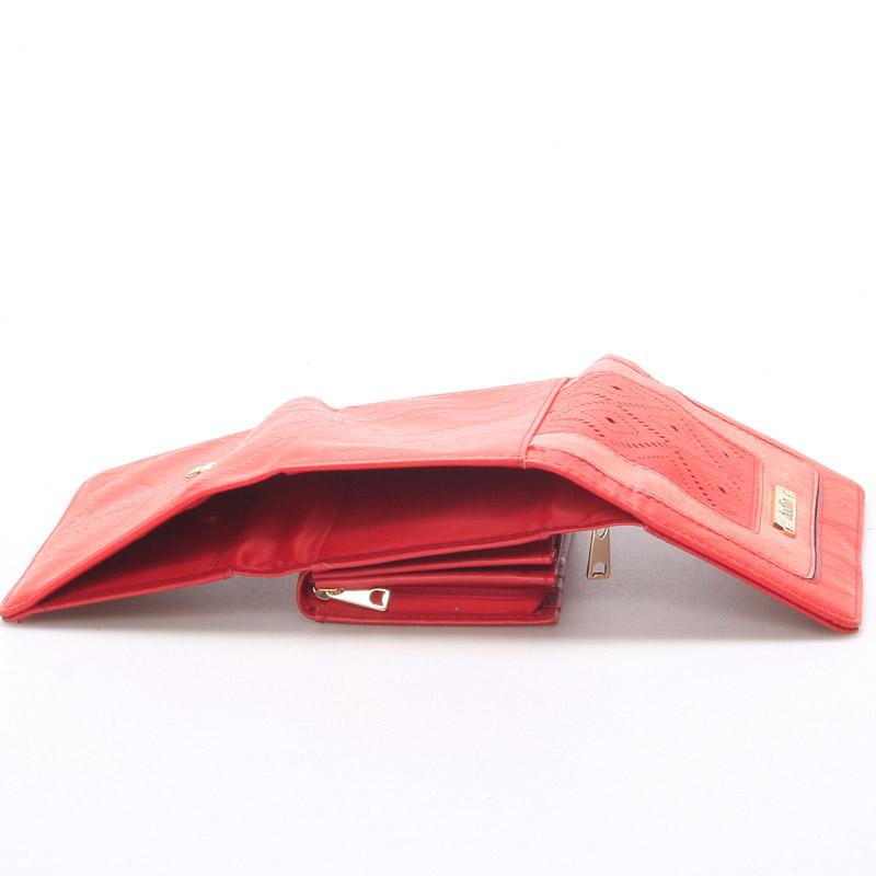 Dámská originální peněženka Bethan, červená