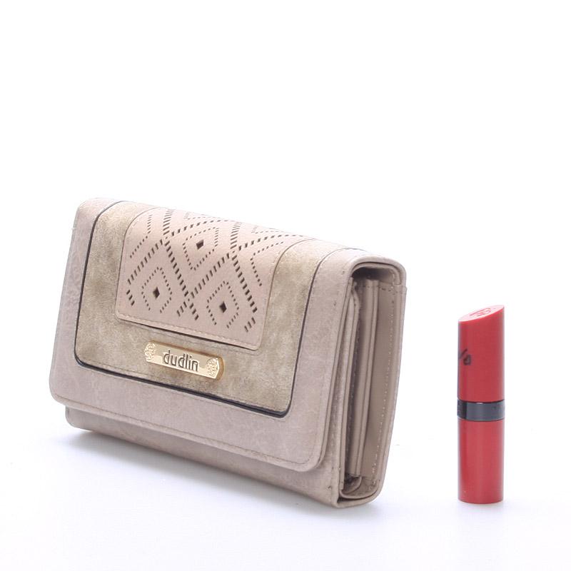 Dámská originální peněženka Bethan, khaki
