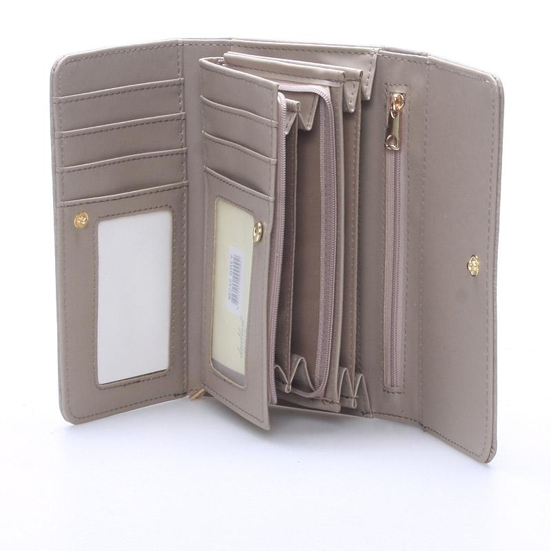 Dámská originální peněženka Bethan, šedá