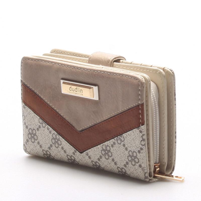 Dámská peněženka Sasha, béžová
