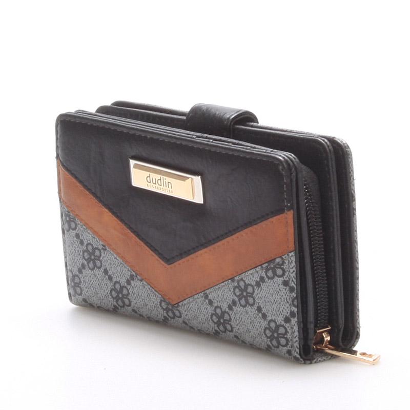 Dámská peněženka Sasha, šedá
