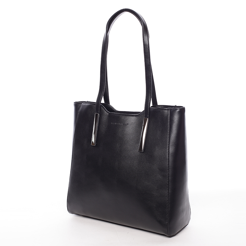 Elegantní dámská kabelka Adrian, černá