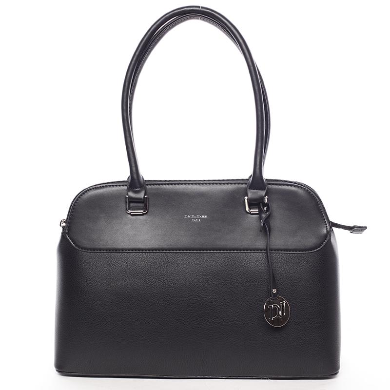 Trendy kabelka do ruky Deon, černá