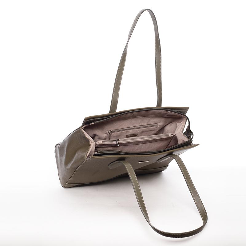 Dámská kabelka přes rameno Desireeh, khaki