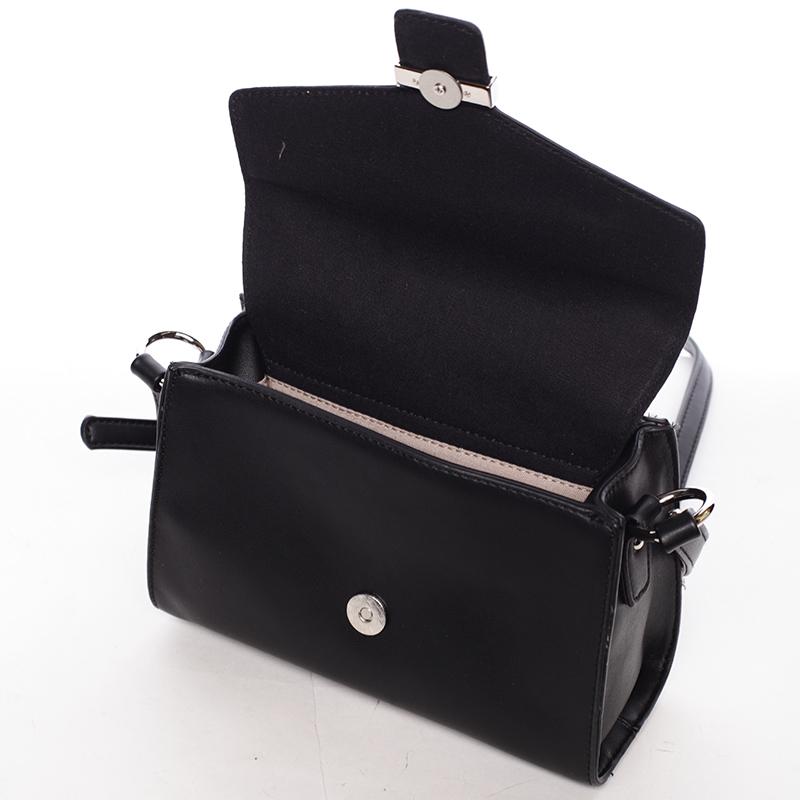 Dámská crossbody kabelka Elsa, černá