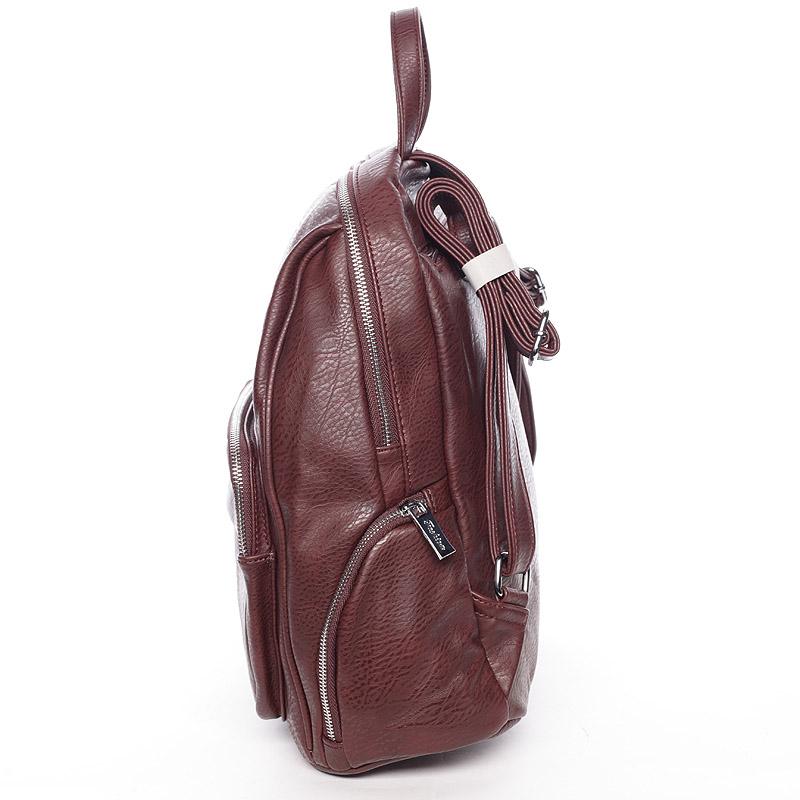 Trendy batoh Katy, červený