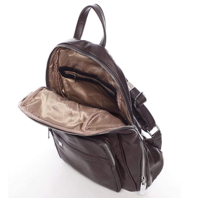 Trendy batoh Katy, kávový