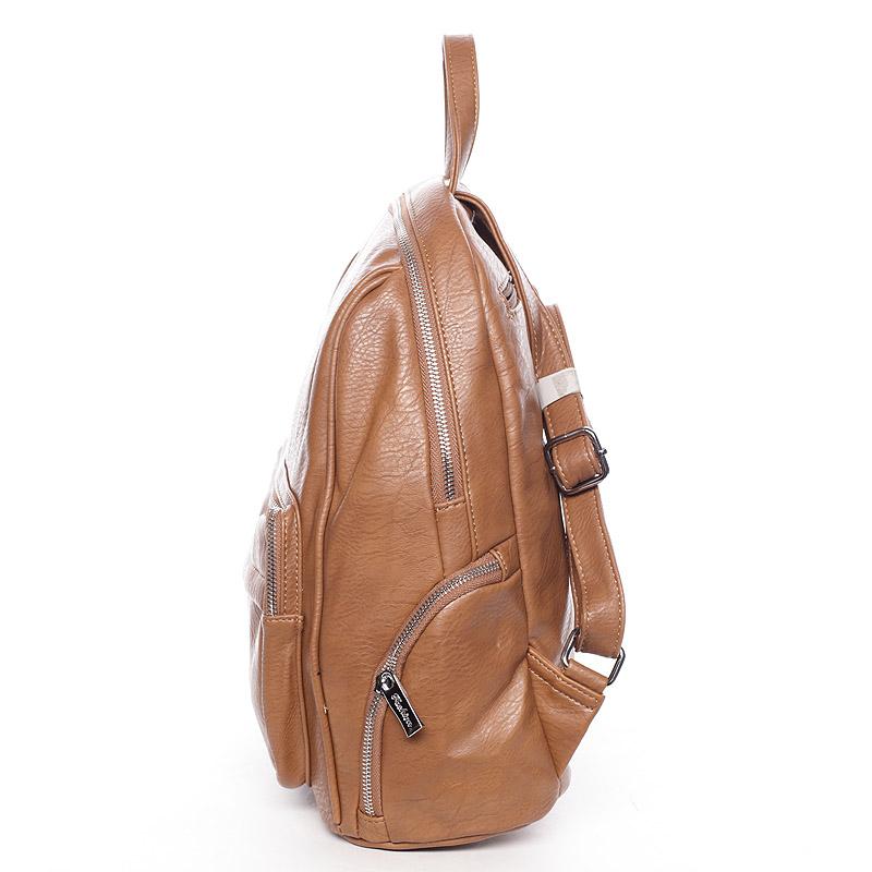 Trendy batoh Katy, hnědý