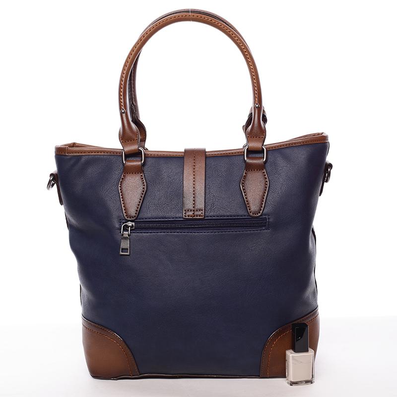 Dámská trendy kabelka Karissa, modrá
