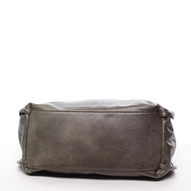 Originální dámská kabelka přes rameno Katelin, zelená