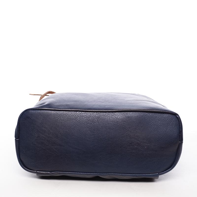 Stylová dámská kabelka Alexys, modrá