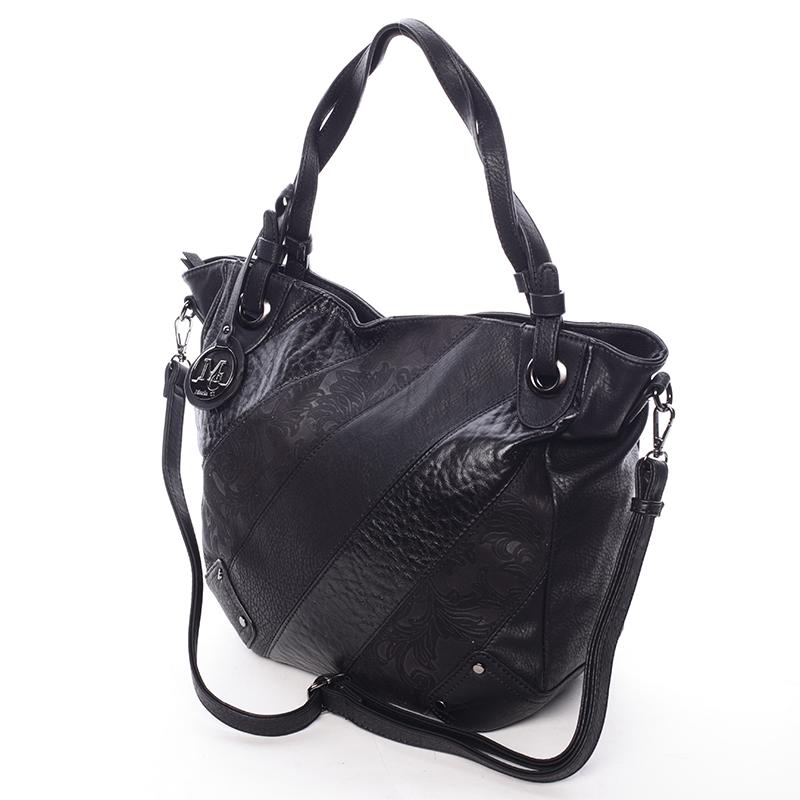 Černá kabelka přes rameno  MC Mary Anastasia