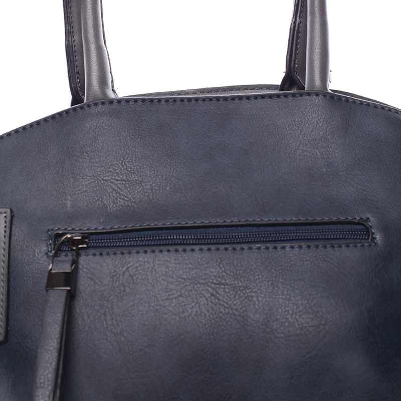 Originální dámská kabelka Kaylin, modrá