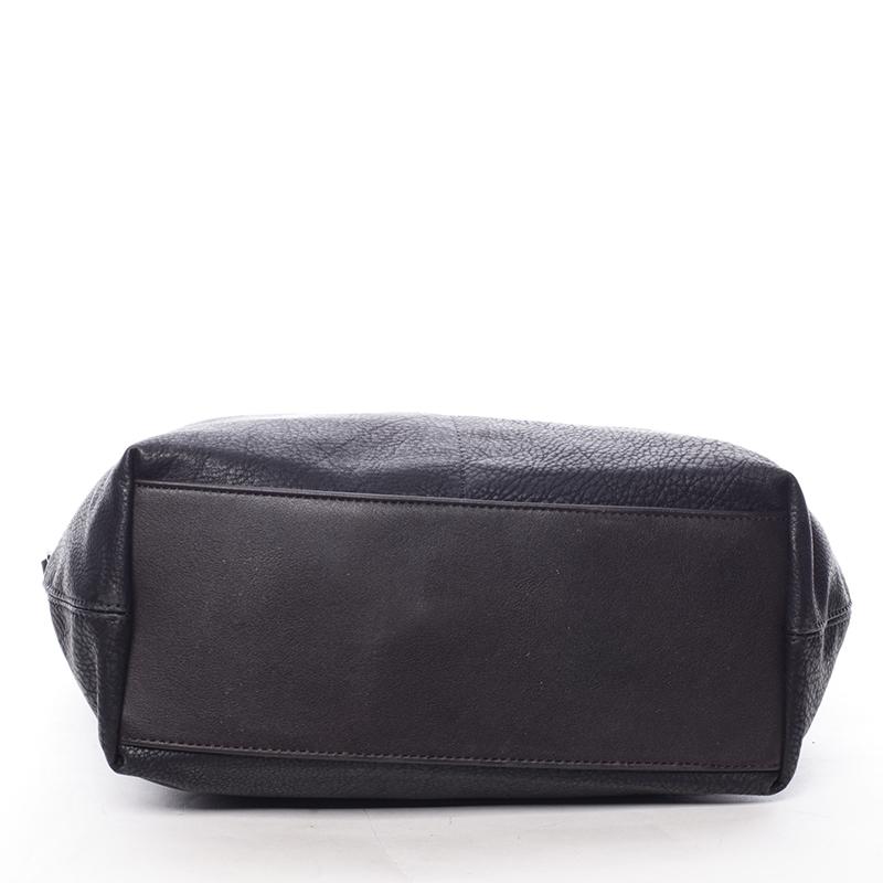 Stylová kabelka přes rameno Rita, černá