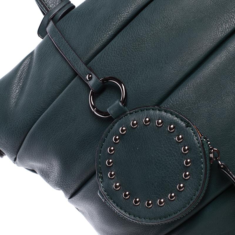 Stylová kabelka přes rameno Claire, zelená