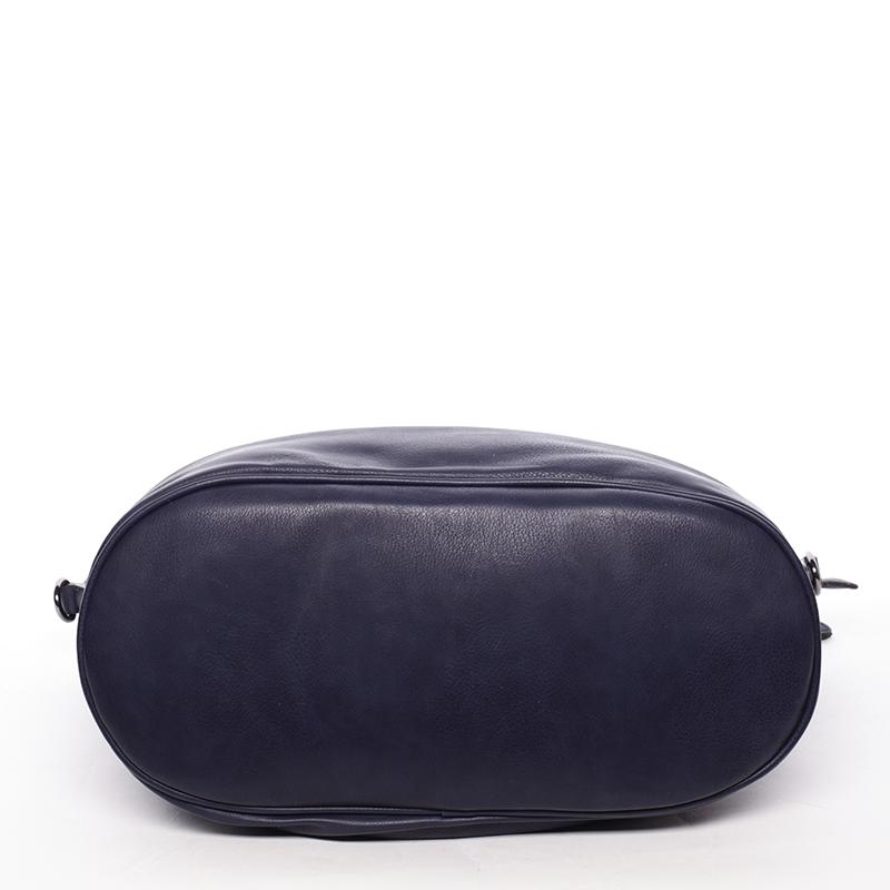 Stylová kabelka přes rameno Claire, tmavě modrá