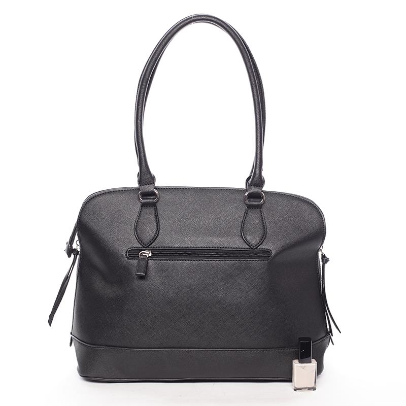 Trendy kabelka Raegan, černá