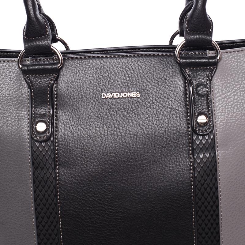 Dámská kabelka Ardis, černo-šedá