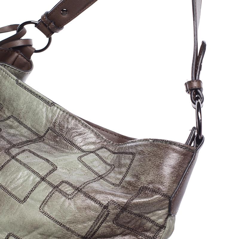 Originální dámská kabelka Antonina, zelená