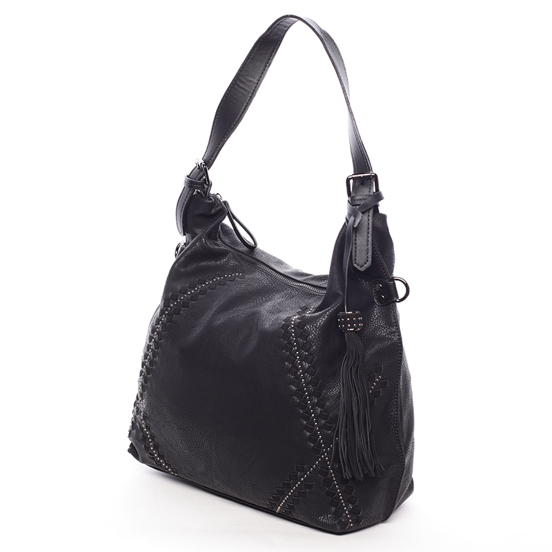 Stylová kabelka Emily, černá