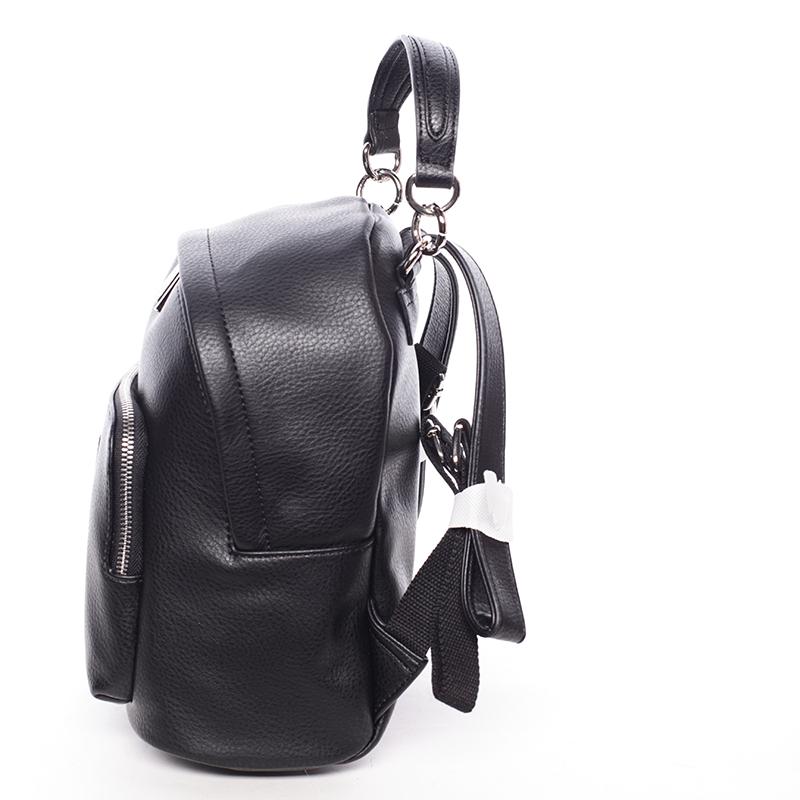 Městský trendy batůžek Raquel, černý