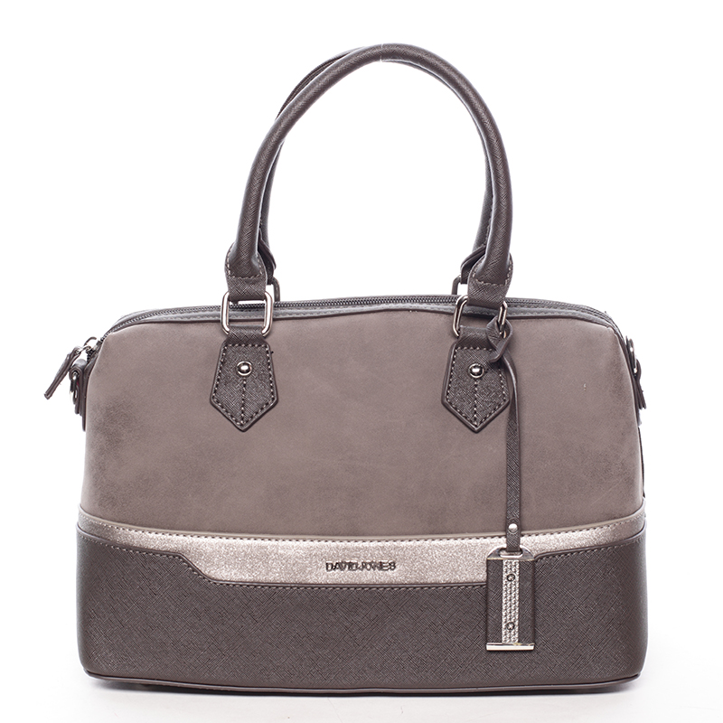 Dámská stylová kabelka Gracie, tmavě hnědá