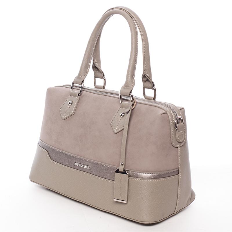 Dámská stylová kabelka Gracie, oříšková