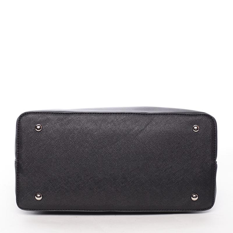 Dámská stylová kabelka Gracie, černá