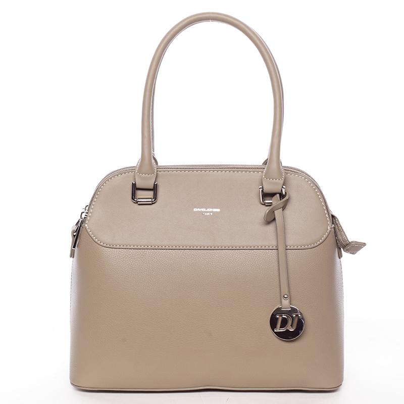 Luxusní dámská kabelka David Jones Laurel, khaki