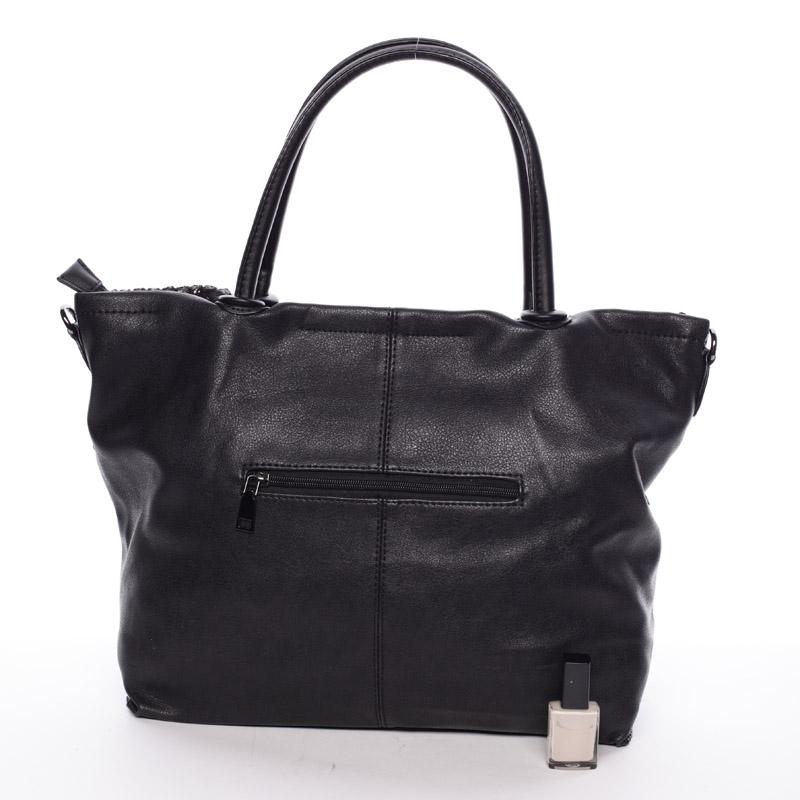Dámská kabelka do ruky Carla, černá