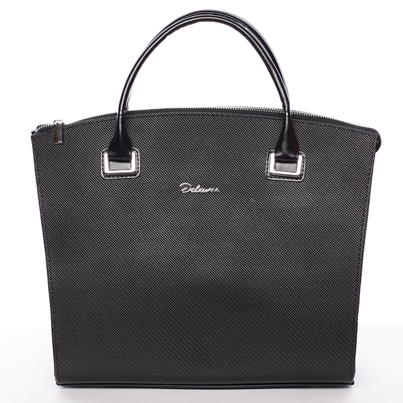 Luxusní dámská kabelka Sierra, černá new