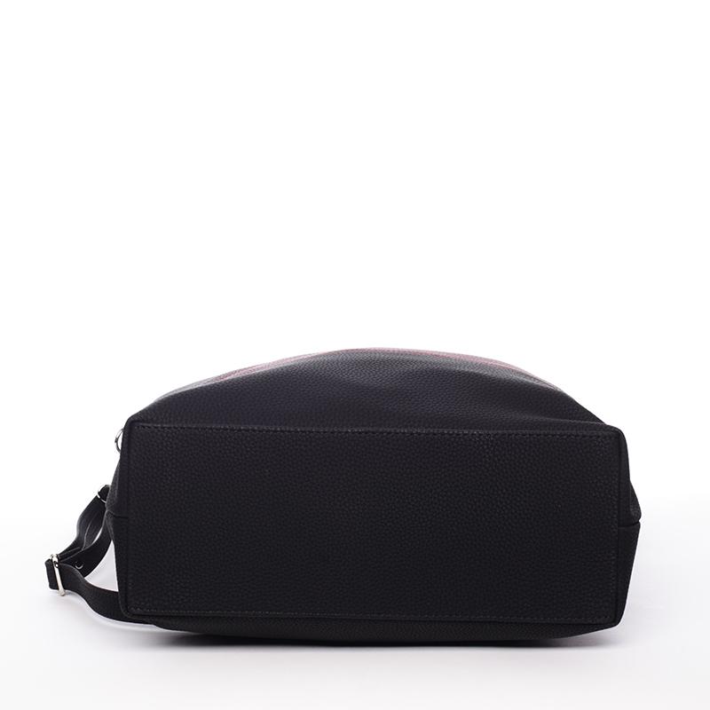 Luxusní kabelka do ruky Nina, bordo