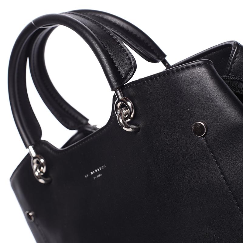 Dámská elegantní kabelka do ruky David Jones Desiderai, černá