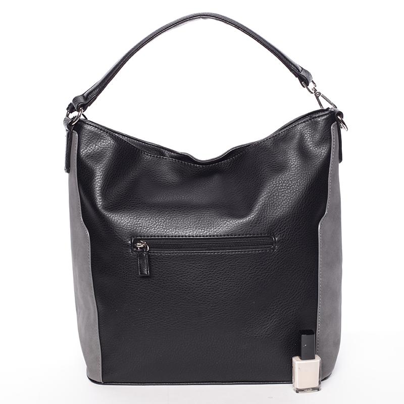 Dámská elegantní kabelka do ruky David Jones Diana, černá