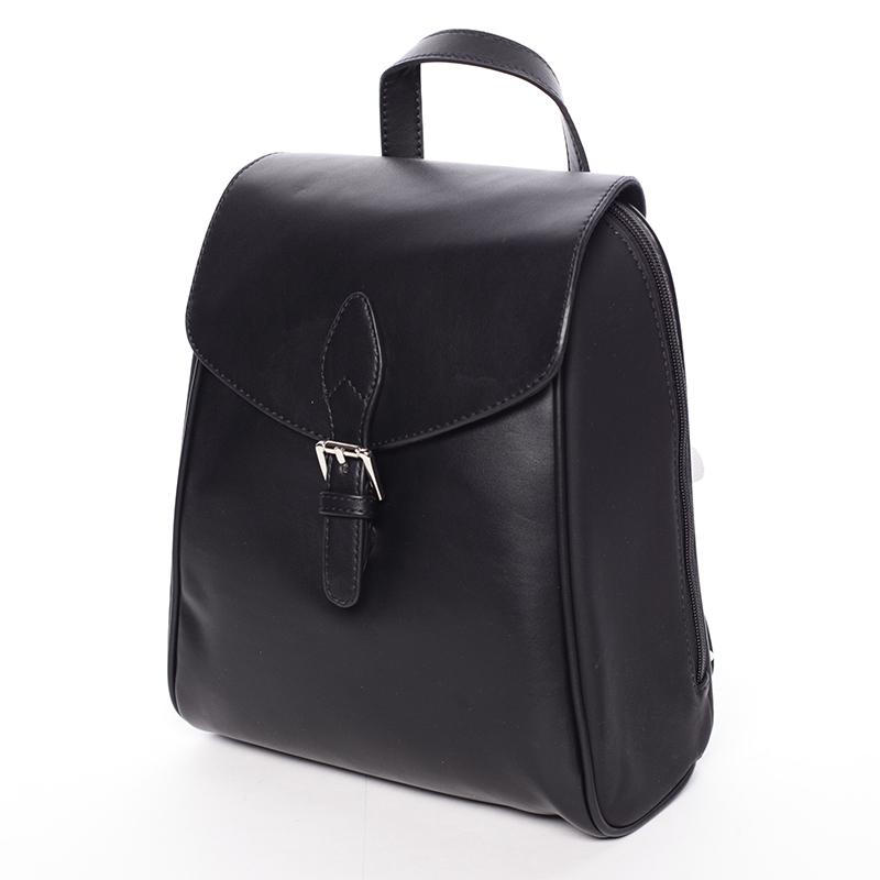 Dámský elegantní batůžek David Jones Avis, černý