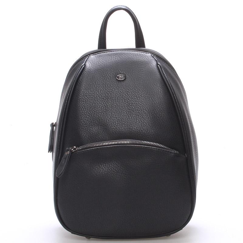Dámský stylový batoh Rita, černý