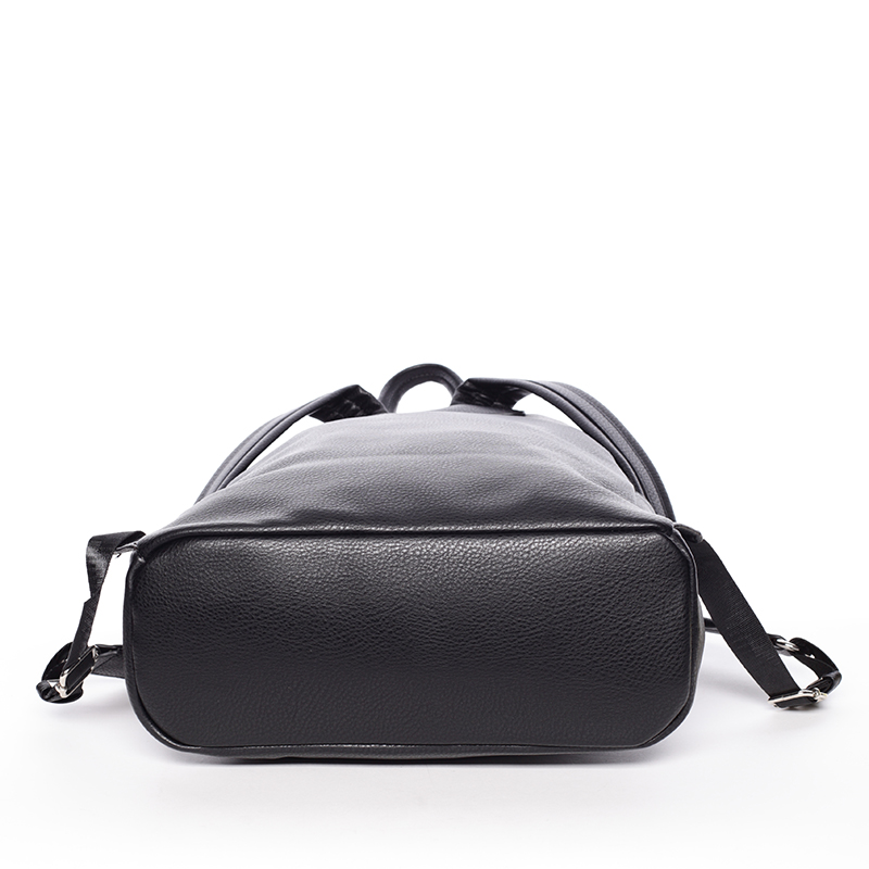 Dámský praktický batůžek David Jones Ida, černý