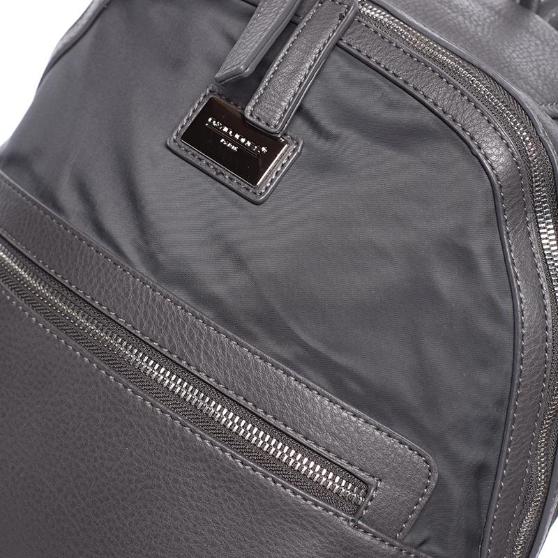 Dámský praktický batůžek David Jones Ida, tmavě šedý