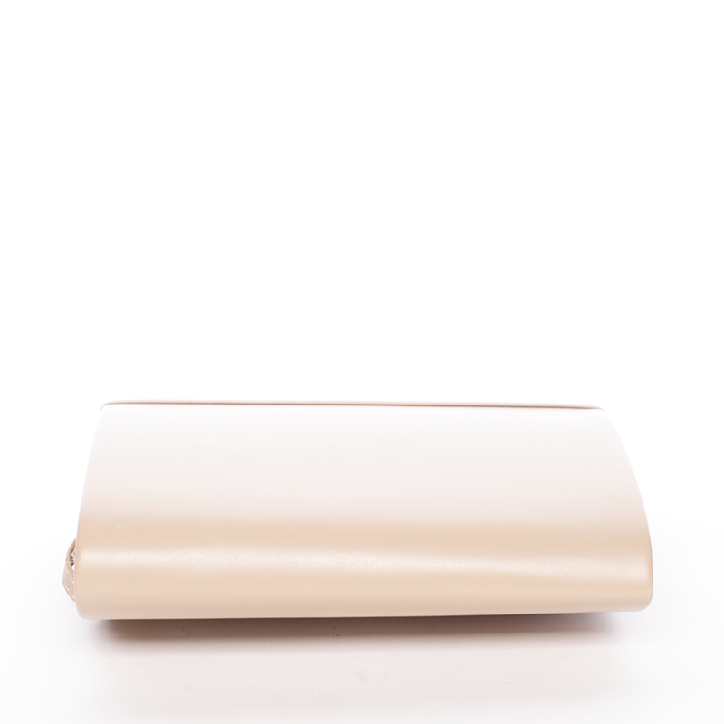 Elegantní psaníčko Segunda, cappucino-matné