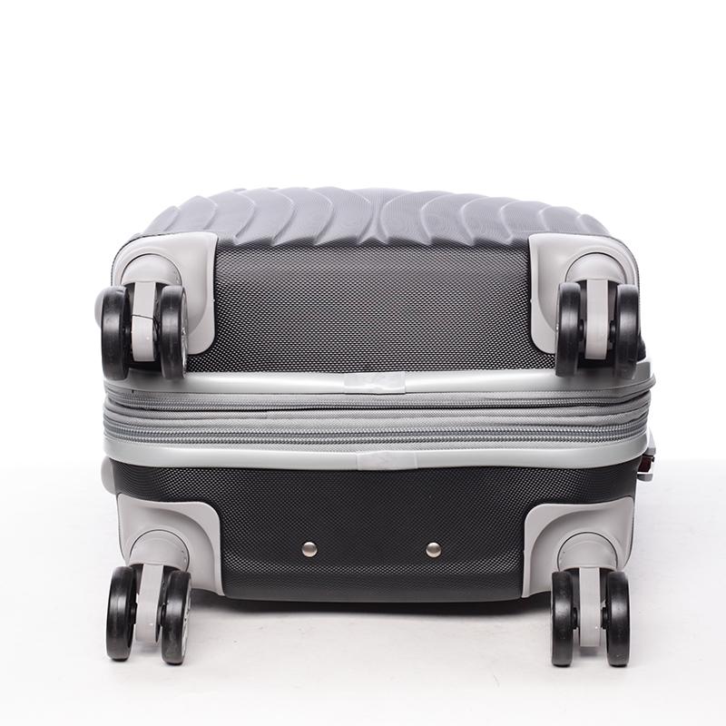 Cestovní ORMI kufr 4 kolečka, vel. I, černý
