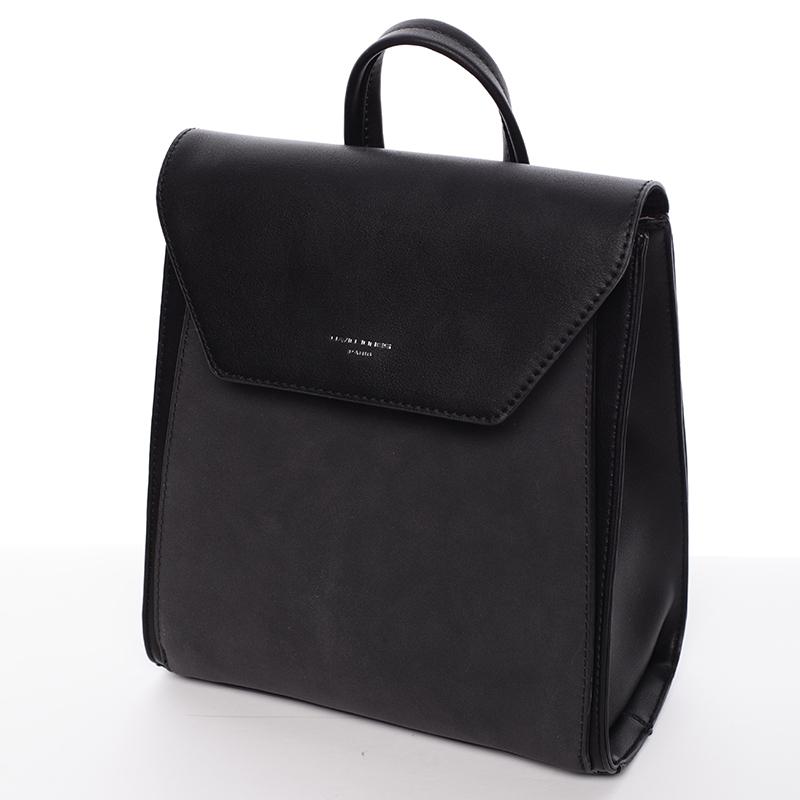 Elegantní dámský batůžek David Jones Sandra, černý