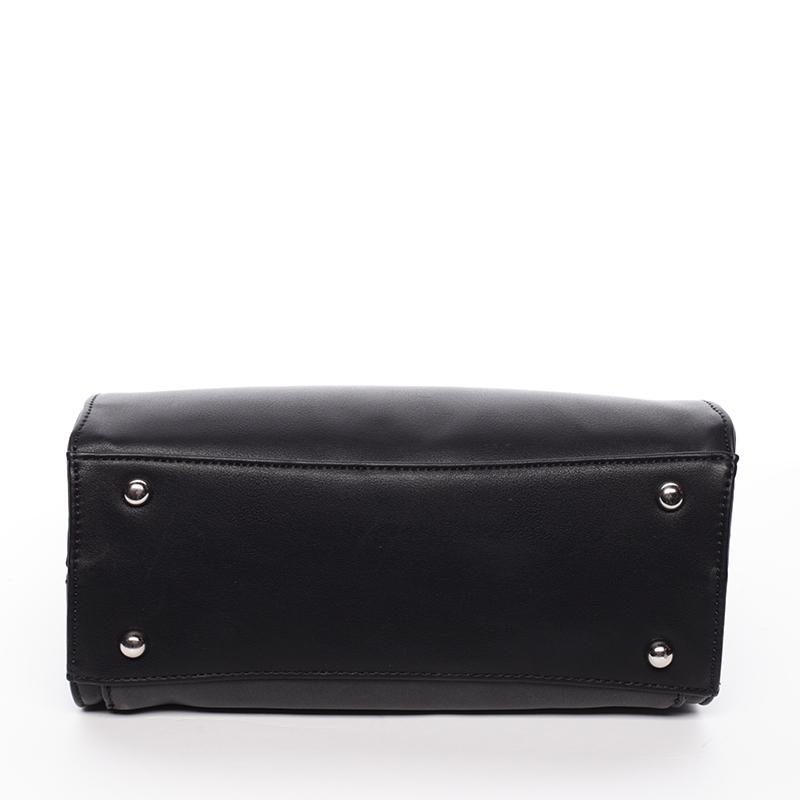 Designová crossbody kabelka David Jones Saint Teresa,  černá
